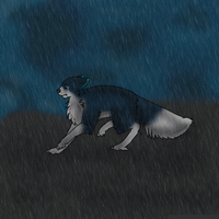 No one likes walking under the rain alone :VENT: by starrytesukidust