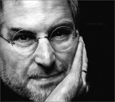 Steve Jobs by Tolio-Design