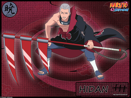 Hidan by pein444