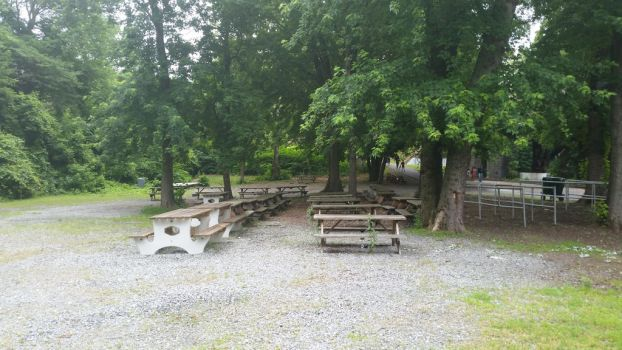 Phillipsburg Station: Picnic Area by Confused-Man