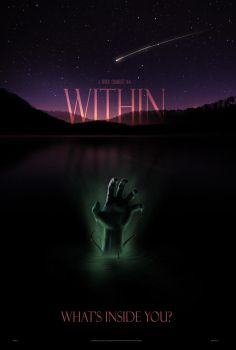 Within - Teaser Poster by brockchandler