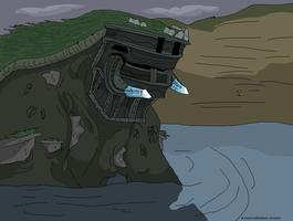 Shadow of the Colossus Pelagia by GeneralisimoJenny