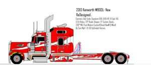 2010 Kenworth W900L Custom MSP by 18KyBuschfan