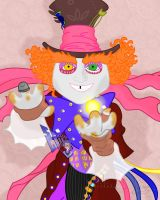 Mad Hatter by CristianSJuarez