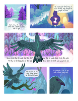 Raven and the Sources of Light P2 by Radioactive-Insanity