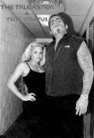 The Truckster with Trish by minus-blindfold