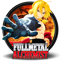 Full Metal Alchemist Circle Icon by Knives by knives1024