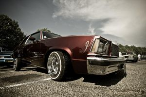 Chevy Ridin High by AmericanMuscle