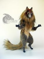 Longhaired Osprink Room Guardian by AnyaBoz