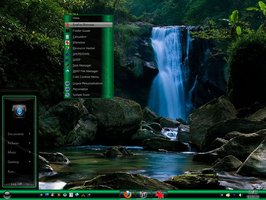 Win7 Glow Theme by KeybrdCowboy