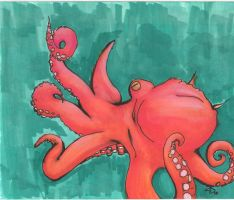 Octopus by Lisbeth1994