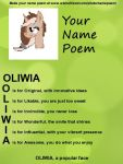 Name :P by OliwiaPartyNow