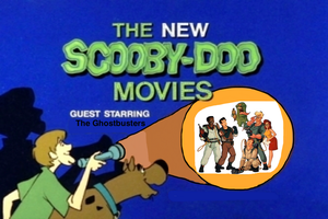Scooby Doo meets the Ghostbusters by darthraner83