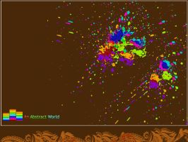 An Abstract Wallpack by essenceofcreativity