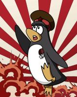 Penguins Are Soviets by Pandazoic