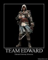 Team Edward. by JohnnyTlad