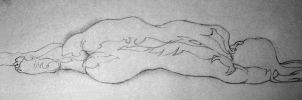 Figure Study - Reclined by ethician