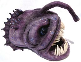 Angler Fish by AlwaysSuagarCoated