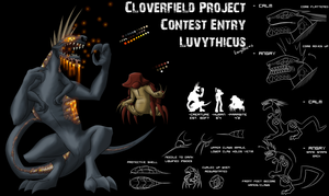 Cloverfield - Contest Entry by Luvythicus