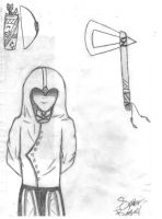 Assassin's Creed 3 doodles by Spider-Bagel