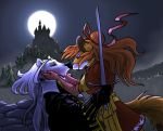 With the knight by rimou