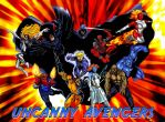 the Uncanny Avengers by RCarter