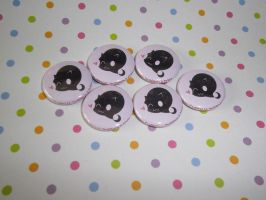 Everything Anna Buttons by everythinganna