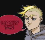Little princess by Teryster
