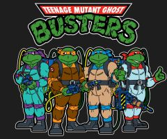 Teenage Mutant Ghost Busters by GhostbustersNews