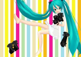 Lolita Shoes DL by YamiSweet