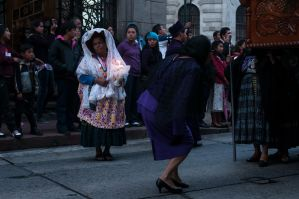 Catholic Procession 2 by SantiBilly