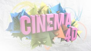 Cinema 4D Wallpaper by SMOKEYoriginalHD