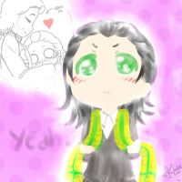 Chibi Loki Dreams by Yuuram93
