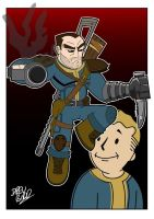 Fallout by Drew0b1