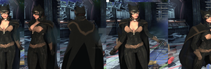 Selina is Batgirl Final by MrJustArkhamGames