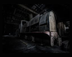 Trans-Siberian Express by AbandonedZone