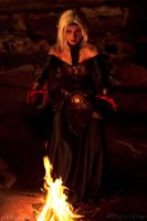 Dragon Age: Origins - Maleficar 7 by HayleyElise