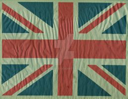 British Flag by hassified