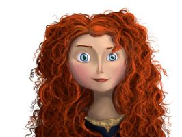 Merida Brave by Elliepamp