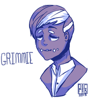 Grimmie by DoctorFabulous