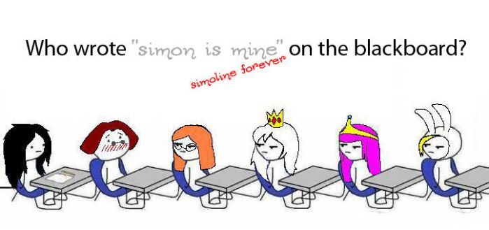meanwhile in a classroom... by GTH089