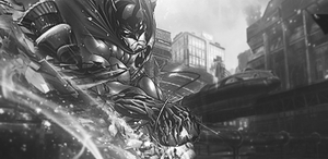 Batman v2 by destiNu