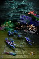 Apophysis: Snorkling by 1footonthedawn