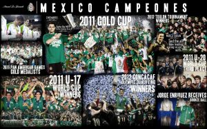 MEXICO CAMPEONES by JohnnyMex