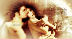 Bella and Edward by kupat