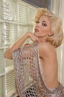 Kelly Kaye...Marilynesque 2 by viamarie