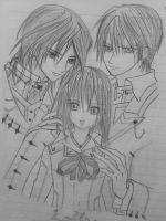 Vampire Knight. by ADFlowright