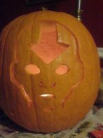 avatar pumpkin by 5cris5