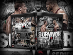 Wwe Survivor Series 2012 Blu-ray Cover by PHILLIPJACKBROOKS
