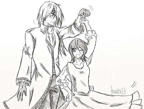 BLCH: Dancing in Another Live by Ainwen27